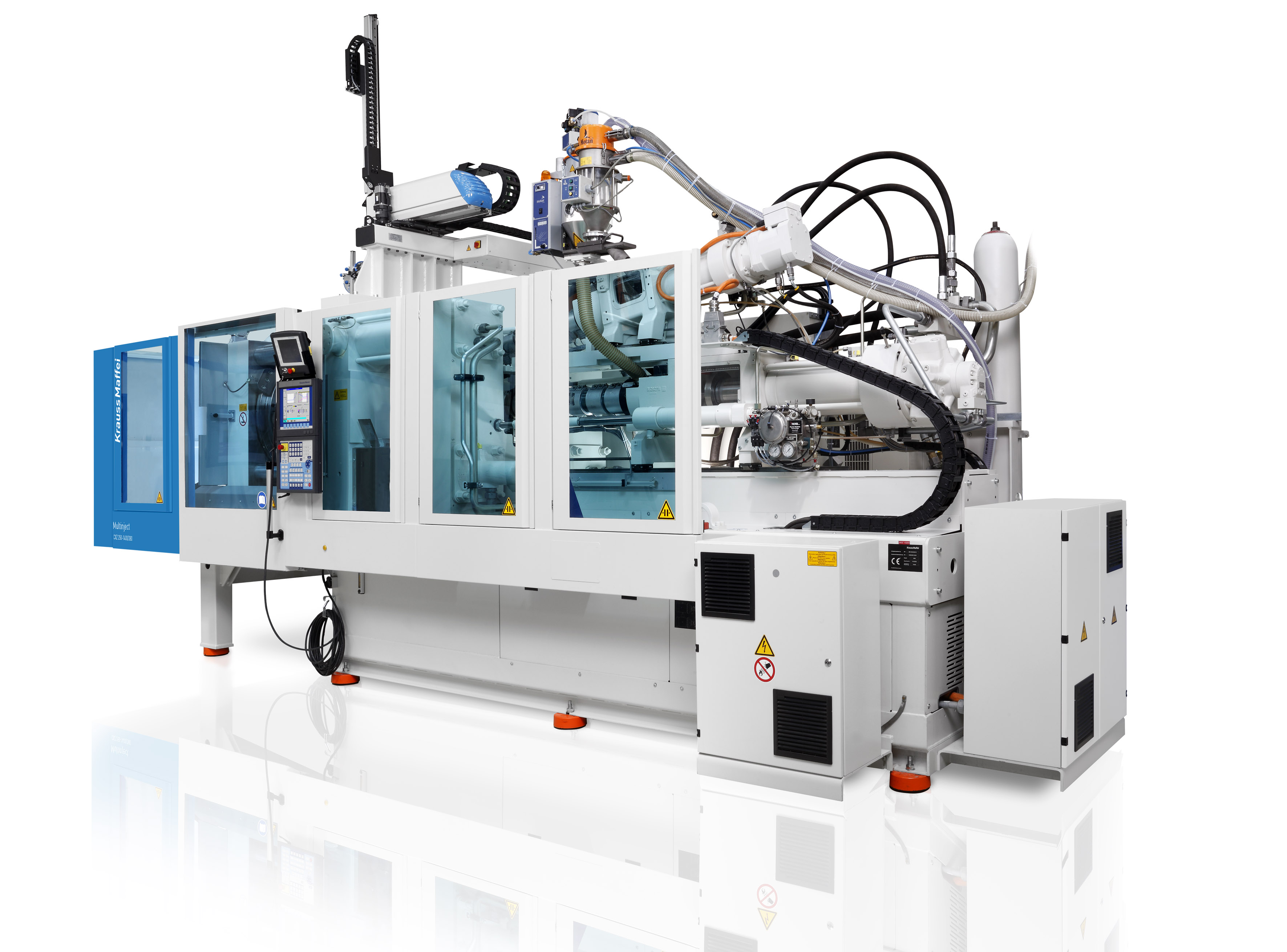 injection molding machine market in china